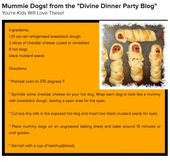 Mummie-Dogs