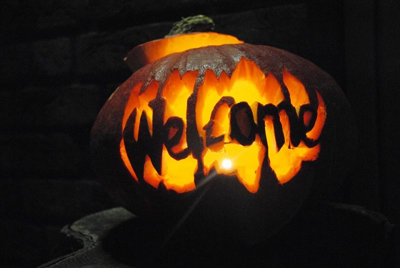 carved halloween pumpkin ideas pictures
