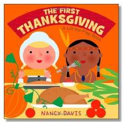 Kids thanksgiving books