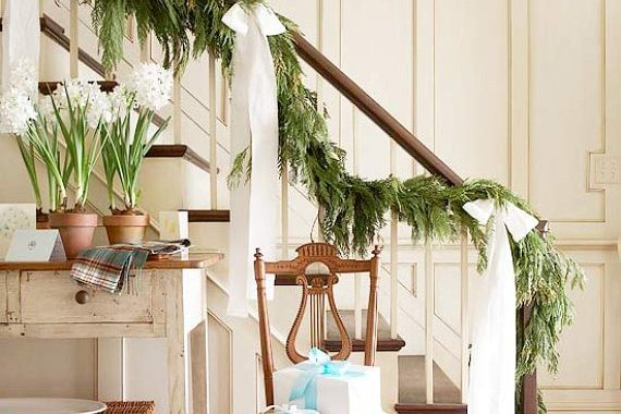 christmas garland ideas for your home