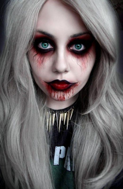 Cool Halloween Makeup Blog