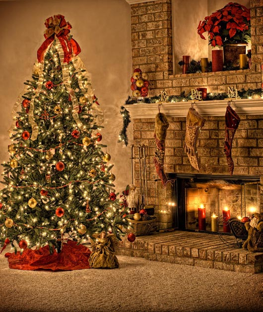 a cozy christmas - Awesome Christmas Trees