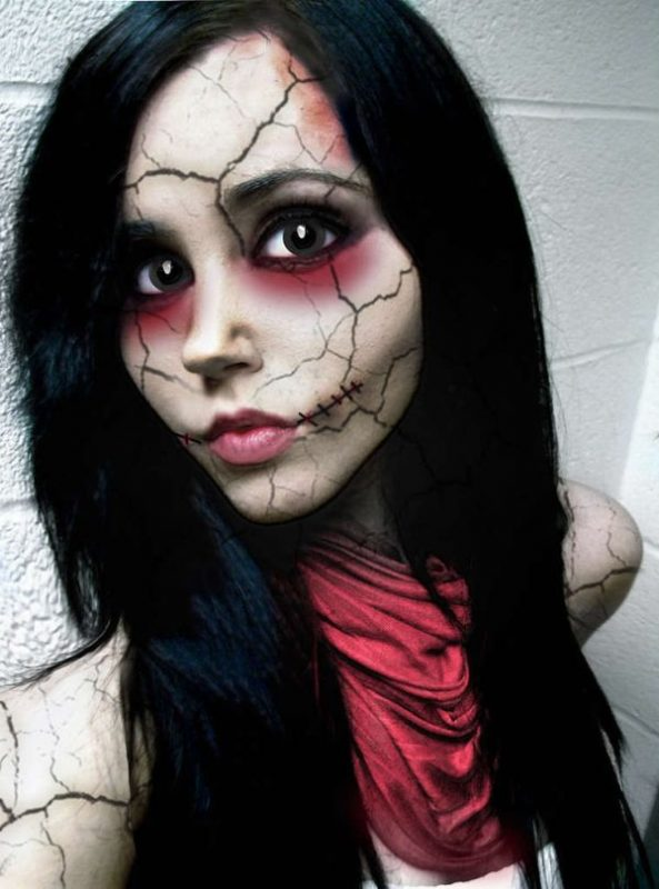 Cool Halloween Makeup Time for the Holidays - Which Makeup For Halloween