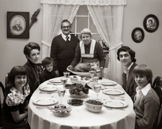 Vintage Thanksgiving