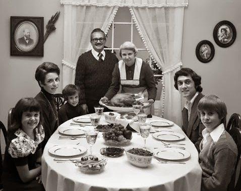 Vintage Thanksgiving