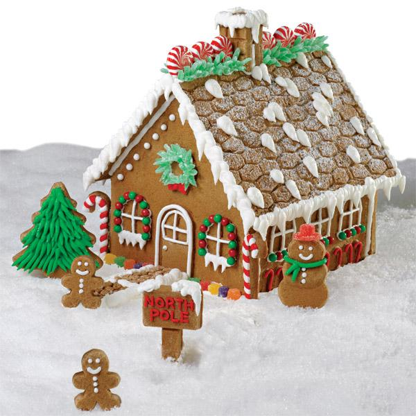 Paper Patterns Christmas Village