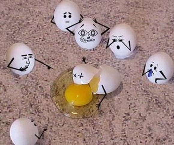 Looking For Some Funny Cute Easter Egg Ideas Here Is A Collection Of Eggs That We Found On Different Blogs And Websites Happy Decorating