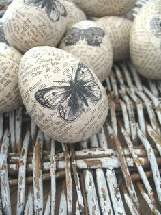 Gorgeous Easter Eggs by Amanda Patterson