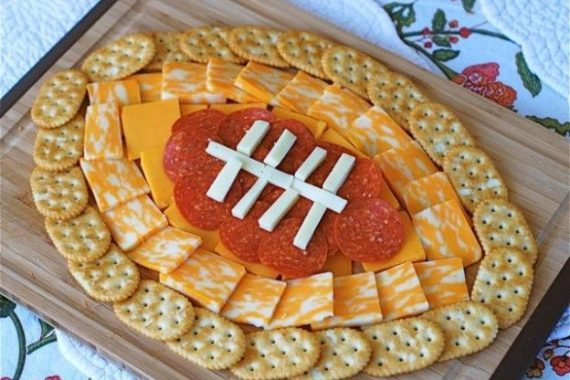 Fun Superbowl Platter