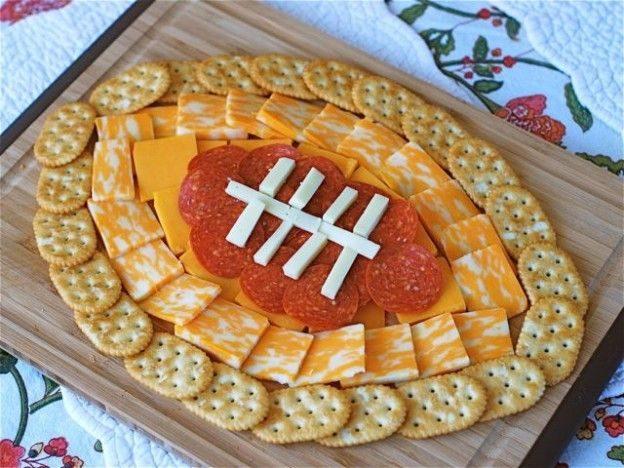Fun Superbowl Platter