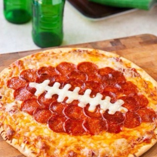 Superbowl Pizza