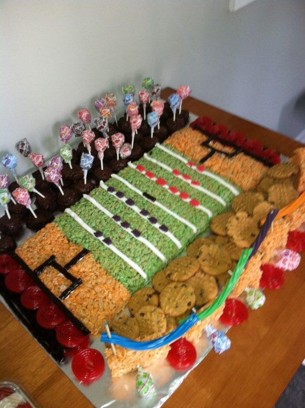 Extreme Superbowl Platters Time For The Holidays
