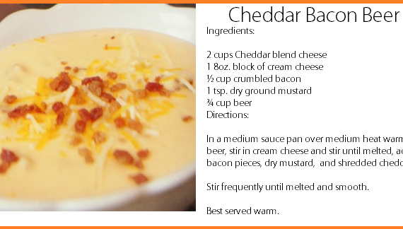 Great Cheese and Beer Dip