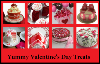 Yummy Valentine's Day Treats