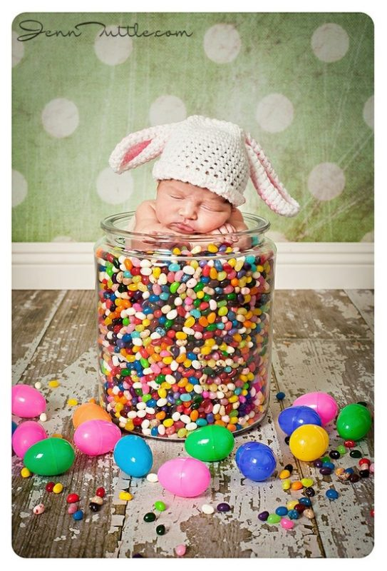 Adorable Easter Baby Pictures