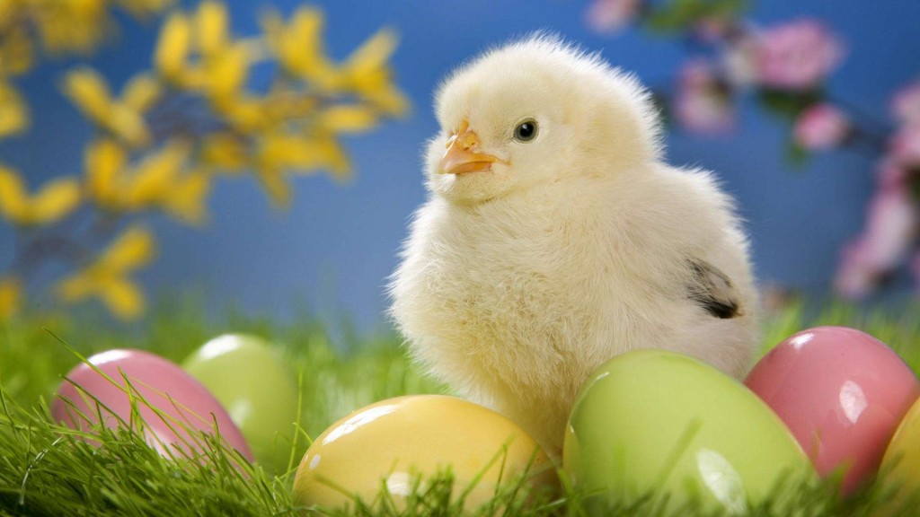 Easter Screensaver