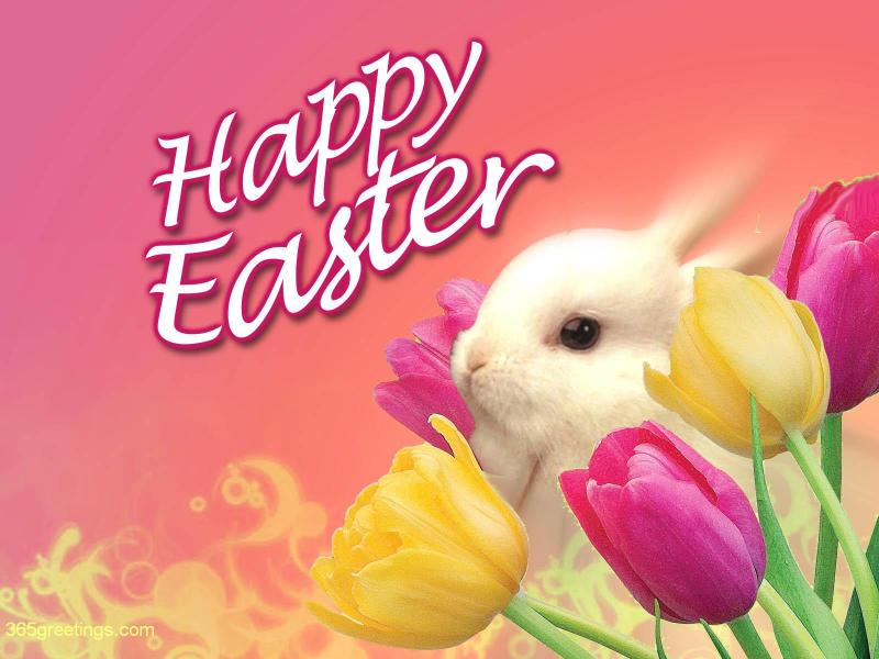 Happy Easter Wallpaper