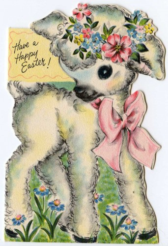 Vintage Easter Hallmark Card Photo Source