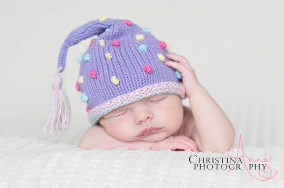 Handmade Baby Crocheted Easter Cap Purchase Here