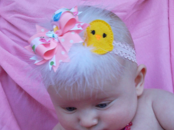 Sweet Easter Baby Headbands Purchase Here