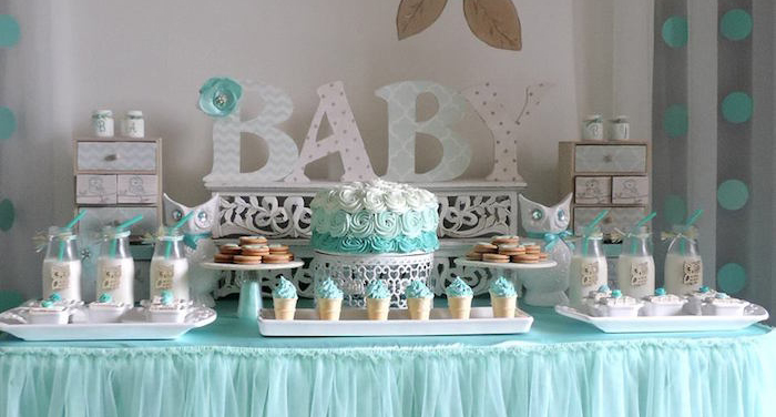 Baby Shower Picture Ideas Wall