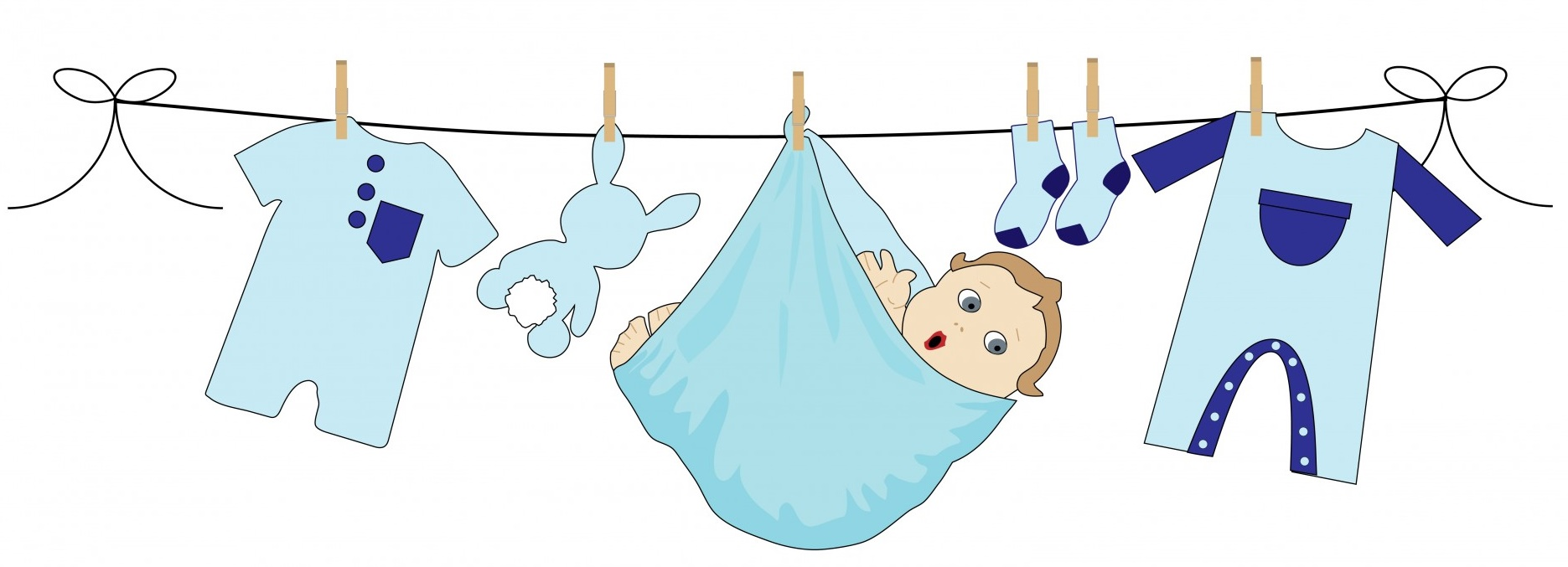 baby-boy-clothes-line