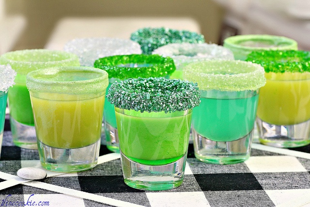 Click Here for St Patrick's Day Shot Recipe