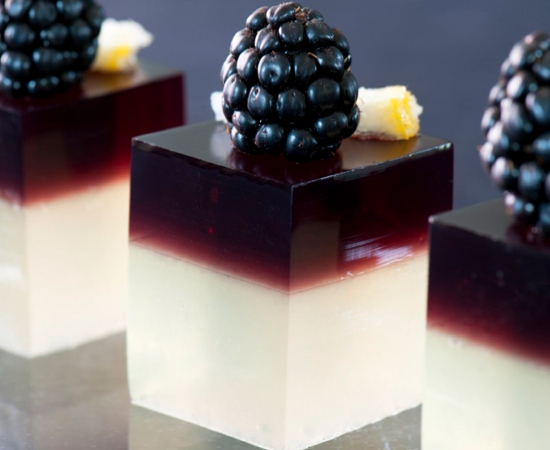Blackberry Liquer Jello Shots Find Recipe Here