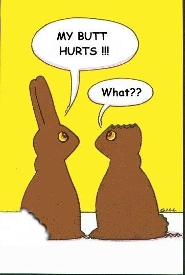 Easter Bunny Humor