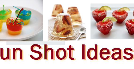 shot recipes