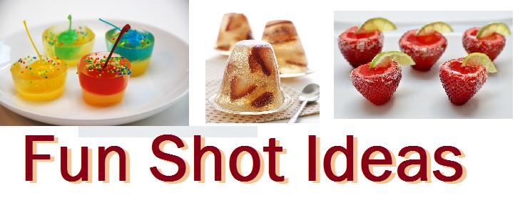 shot recipes