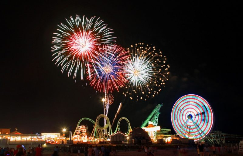 Wildwood-Fireworks