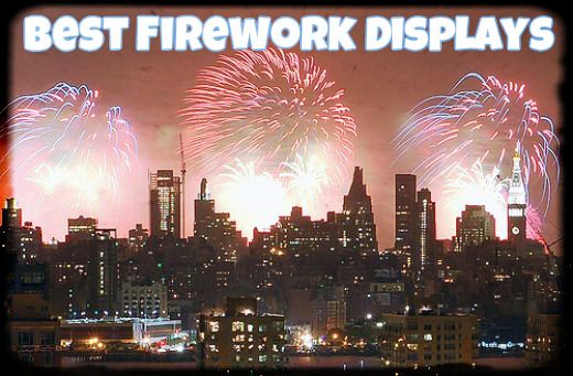 best fireworks displays