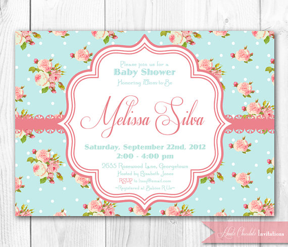 Pamper Party Invitations is beautiful invitations example
