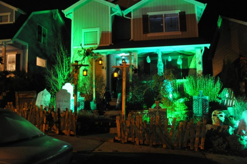 Snoqualmie Valley Halloween Houses