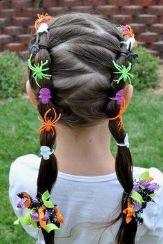 halloween make up and hair tips
