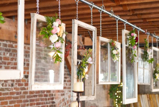 Beautiful Decorating Idea For A Shabby Chic Wedding By Catch My Party