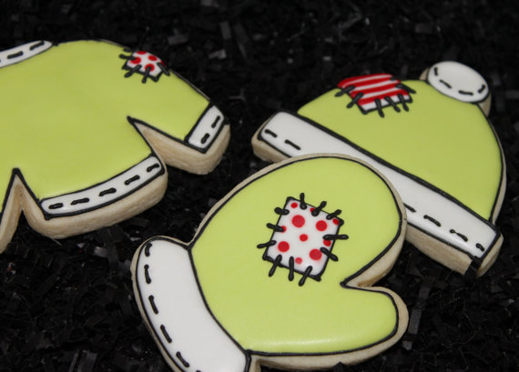 Christmas Sugar Cookies Purchase on Etsy