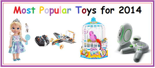 most popular toys