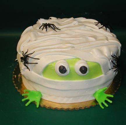 mummy-cake