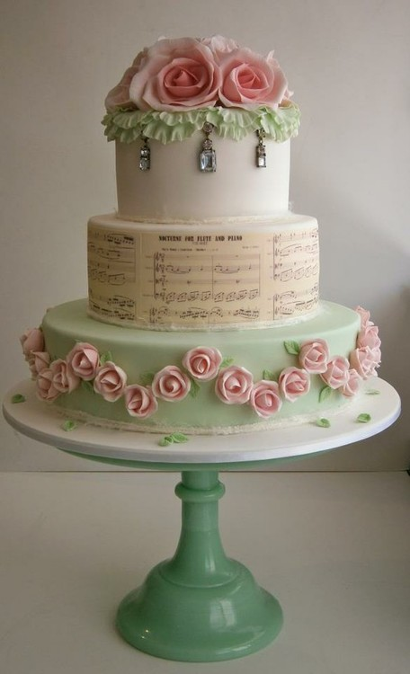 shabby chic wedding cake ideas really beautiful shabby chic wedding cakes time for the 19767