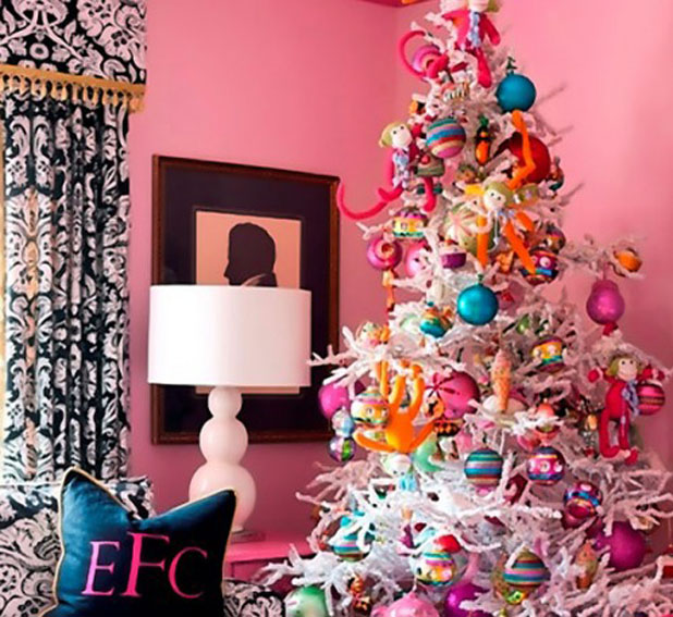 Pink Christmas | Time for the Holidays