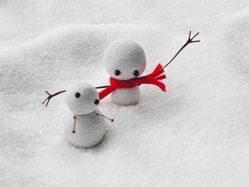 cookiebite-snowmen