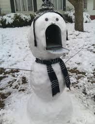 cute ideas on making snowman