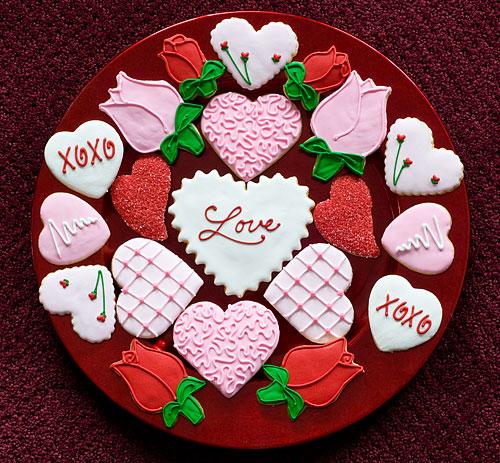 order valentines day cookies