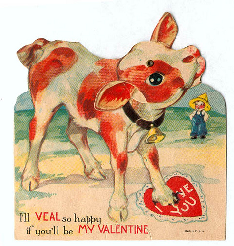 Vintage Valentine S Day Time For The Holidays