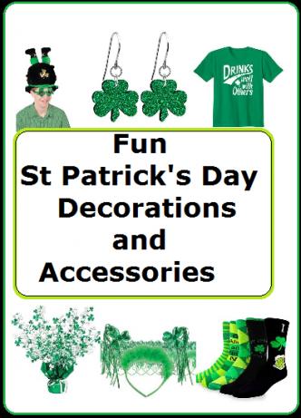 st patricks day decorations