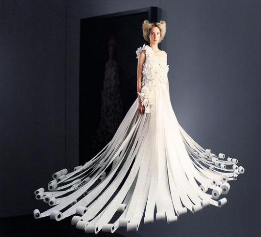 funny wedding dress bloopers