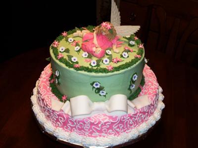 angel-fairy-watching-over-baby-cake-21127371
