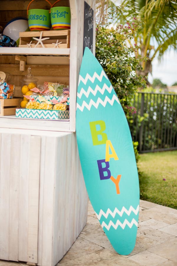 baby-surfboard-beach-themed-baby-shower